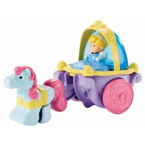 Fisher-price Disney Princess - Klip Klop Cenicienta Vehículo