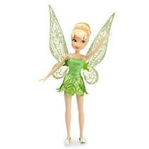 Campanita Princesas Disney Store 100% Original Coleccionable