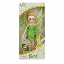 Tinkerbell Campanita Barbie Disney Store Importado Original