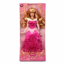 Muñeca Aurora Barbie Disney Store Importado Original