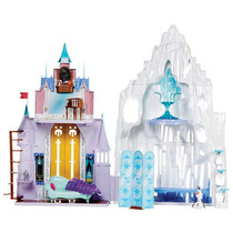 Disney Castillo Frozen & Ice Palace Playset