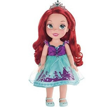 Mi Primer Disney Princess Ariel Toddler Doll