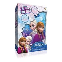 Diario Secreto Frozen Cojin Almohada
