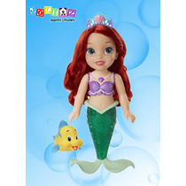 Ariel Toddler Colores Del Mar Dice 14 Frases Y Con Luces