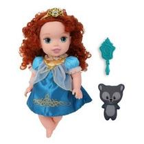 Mi Primera Princesa De Disney Deluxe Bebé Mérida Doll