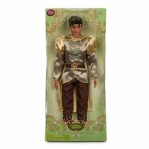 Muñeca Naveen Tiana Barbie Disney Store Importado Original