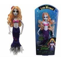 Zombie Princess Ariel La Sirenita