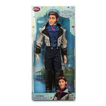 Frozen Hans Classic Doll 12 Disney Store Exclusivo (2015 Ve