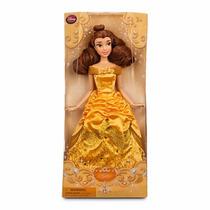 Muñeca Bella Bestia Disney Store Importado Original