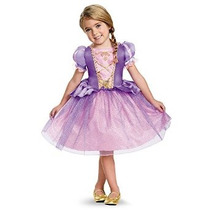 Tangled Rapunzel Vestuario Little Girls
