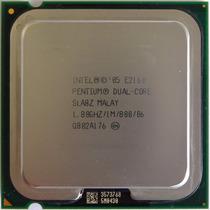 Procesador Intel Pentium Dual-core A 1.80ghz/1m/800 E2160