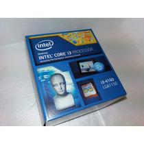 Procesador Intel Core I3 4160 3.6ghz Lga1150.4ta Generacion
