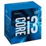 Procesador Core I3 6100 6ª Generacion