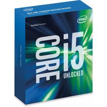 Procesador Intel Core I5 6600k Socket 1151 6ta Generacion