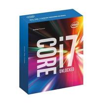 Procesador Intel Core I7 6700k Socket 1151 6ta Generacion