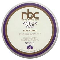 Cera Antiox Wax Nbc 80 Gr Peinado Con Gran Definicion
