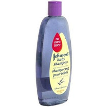 Champú Bebé De Johnson Con Natural Lavanda 20 Fl Oz (591 Ml)