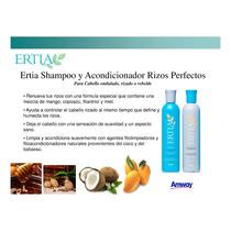 Shampoo Y Acondicionador Para Rizos Perfectos Hipoalergénico