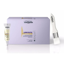 Loreal Profesional Lissceutic Oil-smooth Complex 15 Ampoll.
