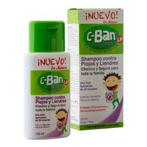 Shampoo Alemán Contra Piojos Y Liendres 100% Eficaz