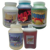 Detergentes Ecológicos Alta Eficiencia Bases Paquete Surtido