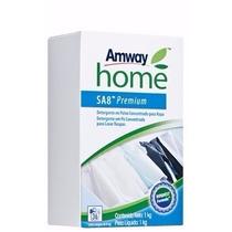 Amway Detergente En Polvo Para Multiples Telas 1k