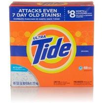 Tide Ultra He Polvo Detergente Original Perfume 95 Oz