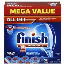 Finalizar Powerball Tabs Detergente Lavavajillas Tablets Fre