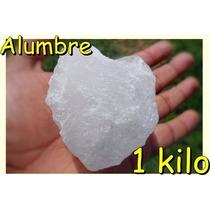 1 Kilo Piedra De Alumbre Desodorante Spa