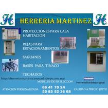 Herreria, Herrero, Puertas, Ventanas, Zaguanes, Protecciones