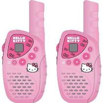 Hello Kitty Mini Frs / Gmrs 22 Canales 2-way Radio Set