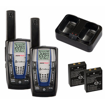 Radios Cobra Cxr825 48km 30 Millas Walkie Talkie Recargables
