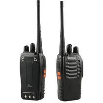 Radios Tipo Walkie Talkie Pofung 888s 16 Canales 2 Unidades