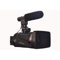 Camara Profesional Fullhd, Memoria Interna 32gb Y Microfono