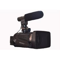 Video Camara Sony Full Hd 32gb Microfono Externo