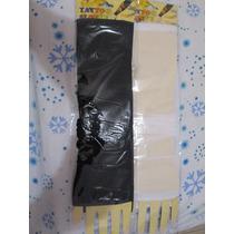 Oferta Paquete Mangas Color Blanco Y Negro Anti-sol Vbf