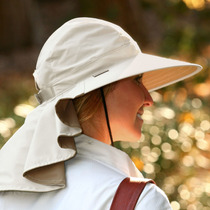 Sombrero Sundancer Protección Solar 50+upf Bloquea Rayos Uv