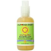 California Bebé Citronella Repelente De Insectos Spray De 6,