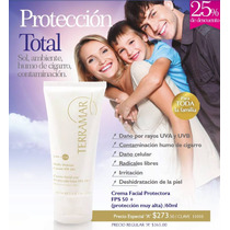 Crema Facial Protectora Fps50 60ml