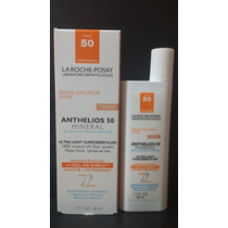 La Roche-posay Bloqueador Anthelios 50 Mineral Tinted 50ml