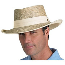 Coolibar Upf 50+ Hombres De Golf Sun Protection Sombrero
