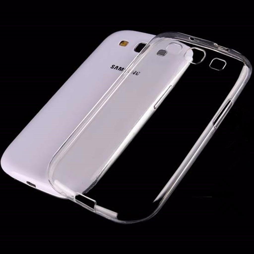 Protector funda transparente tpu para samsung galaxy s3 mini en mercadolibre - Samsung s3 mini fundas ...