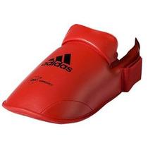 Zapato De Espuma Adidas Para Karate Aprobado Por La W K F