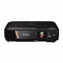 Videoproyector Epson Powerlite S31+, Svga, Usb 3 En 1 Wi Fi