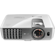 Proyector Benq W1080st 1080p 3d Short Throw Dlp Home Theater