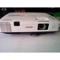 Proyector Epson Powerlite 1960 1 Foco Extra De 5000l Vendo