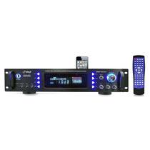 Amplificador Receptor Pyle P2002abti 2000 Watts Ipod Bluetth