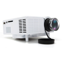 Mini Proyector Led- Sd/usb/av/vga /hdmi Port- Envio Gratis