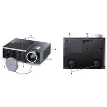 Refacciones Poyector Dell M410 Fuente , Tarjeta,dmd