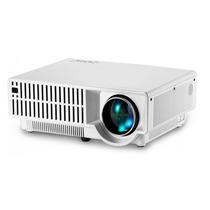 Proyector Led Profesional 3200 Lumens Hd Full Tv Turner 3d